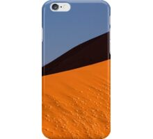 Sand Sea at Dune 45 - dawn iPhone Case/Skin