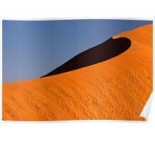 Sand Sea at Dune 45 - dawn Poster