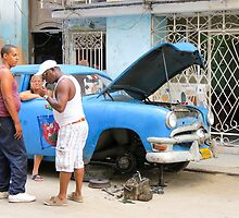 Fix my car. by Anne Scantlebury