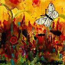 Singing Butterfly by © Angela L Walker