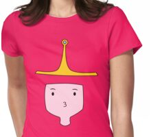 Princess Bubblegum Womens Fitted T-Shirt