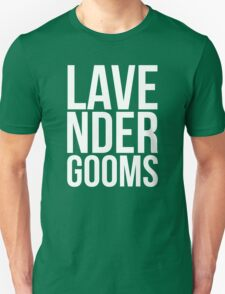 Psych - Lavender Gooms T-Shirt