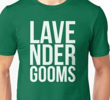 Psych - Lavender Gooms Unisex T-Shirt