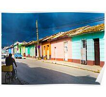 Trinidad street. Poster