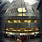 Walk On  #6  Apple Store by bekyimage