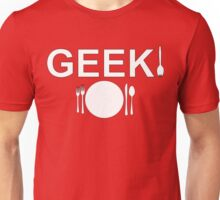 Geeks Are Different Unisex T-Shirt