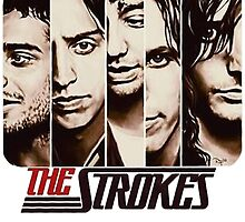 the strokes by lillytambayung