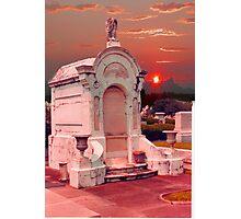 cemetery 11 Photographic Print