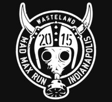 Mad Max Run Shirt by iteecool