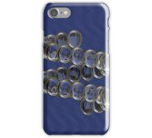 Spiraled Lenses I iP4ii iPhone Case/Skin