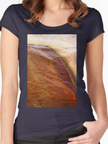 Redrocks Women's Fitted Scoop T-Shirt