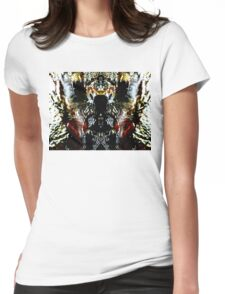 Final Reflections Womens Fitted T-Shirt
