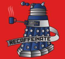 Recaffeinate Baby Tee