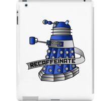 Recaffeinate iPad Case/Skin
