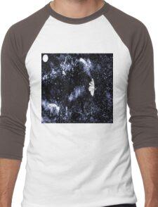 Lunar Moth Men's Baseball ¾ T-Shirt