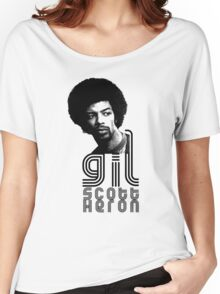 Gil Scott-Heron Women's Relaxed Fit T-Shirt