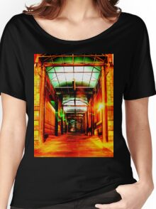 Sneakin' Sally Through The Alley  Women's Relaxed Fit T-Shirt