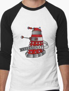 Extermination Men's Baseball ¾ T-Shirt