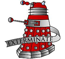 Extermination Photographic Print