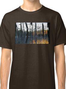 Autumnal Marsh Classic T-Shirt