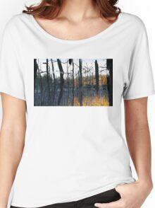 Autumnal Marsh Women's Relaxed Fit T-Shirt
