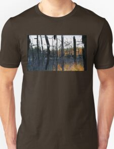 Autumnal Marsh Unisex T-Shirt