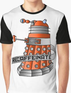 Recaffeinate Graphic T-Shirt