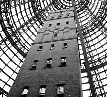 Shot Tower Melbourne Central by abocNathan