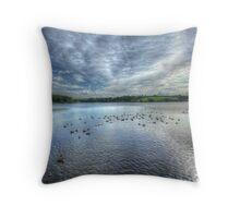 Thornton Reservoir 2 Throw Pillow