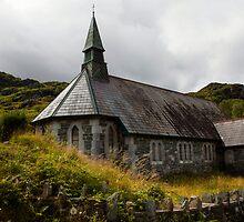 Old church by Béla Török
