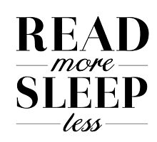 Read/Sleep by Spencerhudson