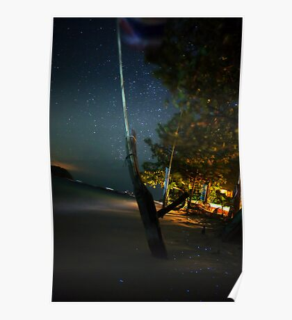 Starry luminescence Poster