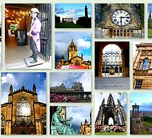 Dedication to the City of Edinburgh by ©The Creative  Minds