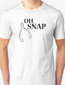 Oh, Snap Turkey Wishbone T-Shirt