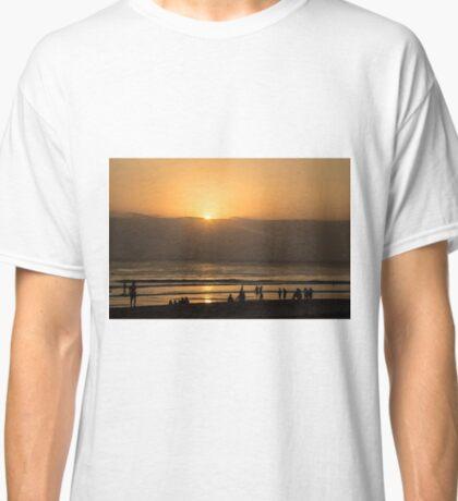 Volcanic Ash Cloud, Bali Classic T-Shirt