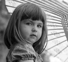 Portrait of a Girl by Denice Breaux