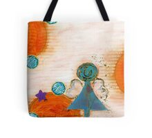Mapping Your Wings... Tote Bag