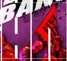 BIGBANG 'BANG BANG BANG' Typography Sticker