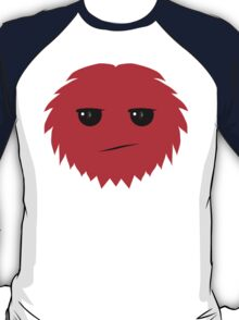 Meh Little Red Hairy Thing T-Shirt
