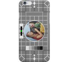 testcard iPhone Case/Skin