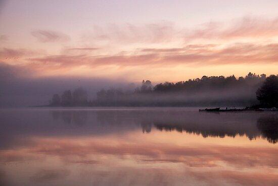 Caramel sunrise by LadyFi