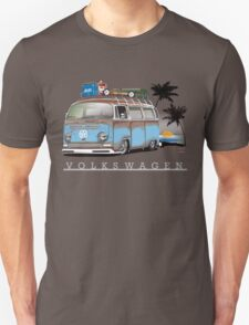 Bay sittin' at the Beach T-Shirt