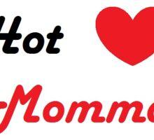 Hot Momma Sticker