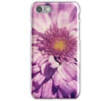 The Poetry Of Pink Petals iPhone Case/Skin