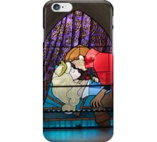 Sleeping Beauty Castle - Disneyland iPhone Case/Skin