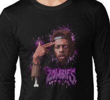 Meechy Darko Flatbush Zombies Long Sleeve T-Shirt