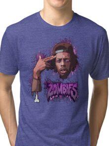 Meechy Darko Flatbush Zombies Tri-blend T-Shirt