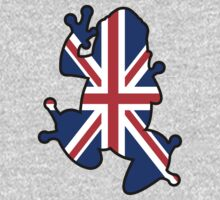 British Frog by Tosh Brown