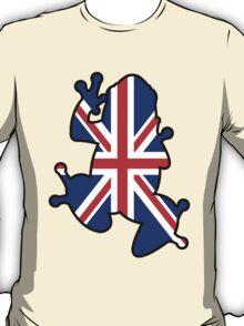 British Frog T-Shirt