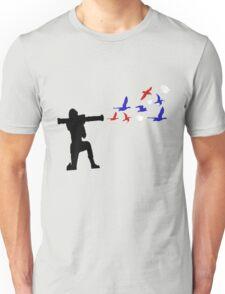 Birzooka patriot Unisex T-Shirt